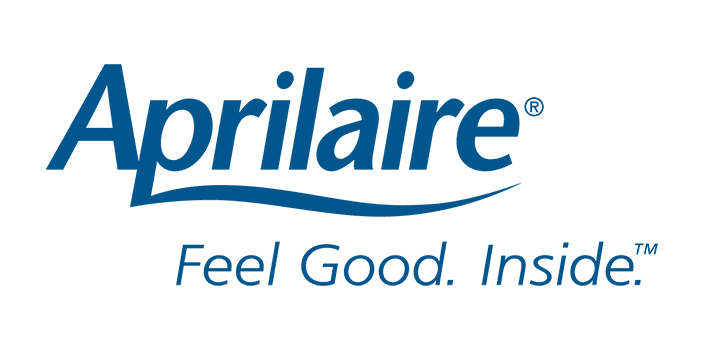 Aprilaire logo for Lower Plumbing, Heating and Air, 501 SE 17th Street, Topka, KS 66607
