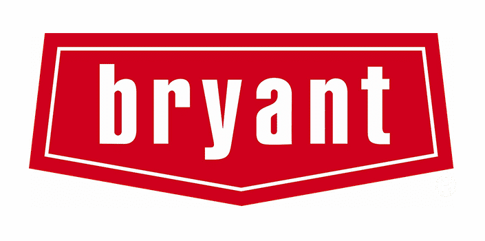 Bryant logo for Lower Plumbing, Heating and Air, 501 SE 17th Street, Topka.