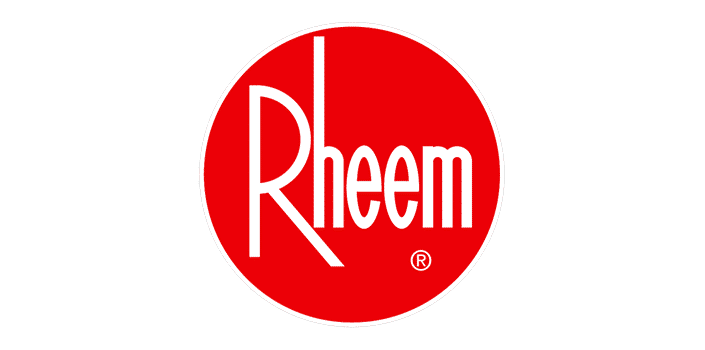 Rheem Logo for Lower Plumbing, Heating and Air, 501 SE 17th Street, Topka, KS 66607