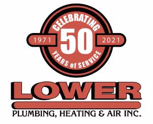 50 years of service to Topeka, KS and surrounding communities, Lower Plumbing, Heating & Air